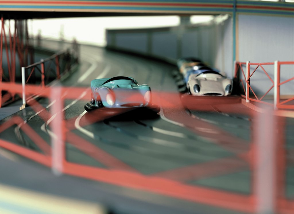 Autos sprint