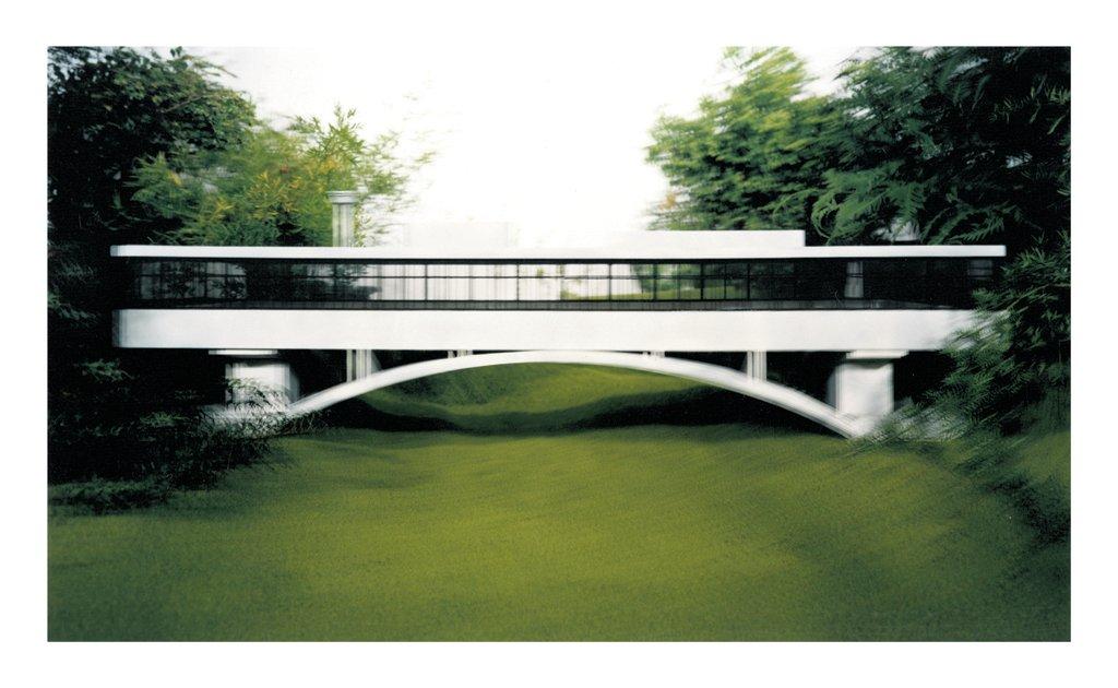 Casa del puente