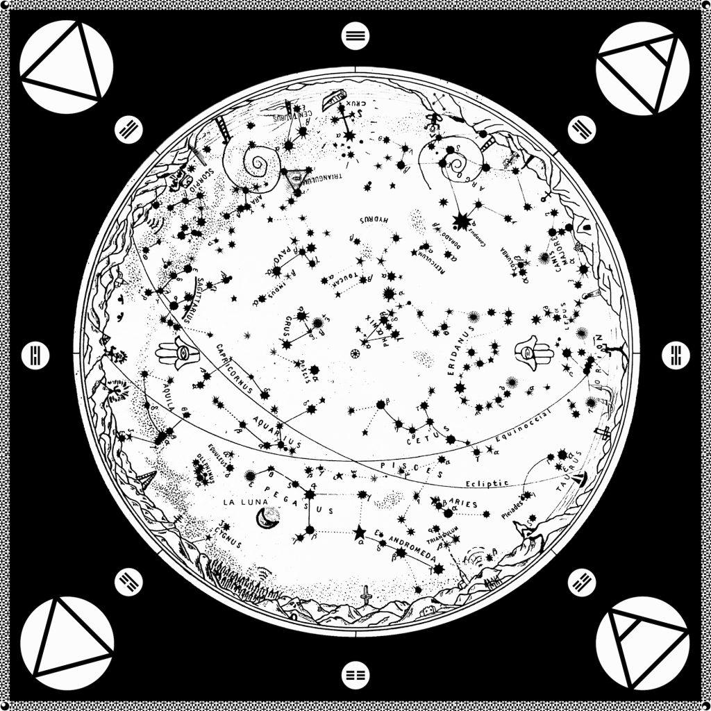 K27512 Diseño celestial