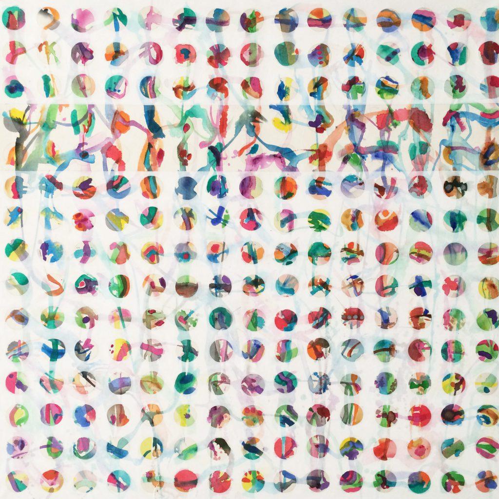 K27593 Sin título- Serie Círculos de colores