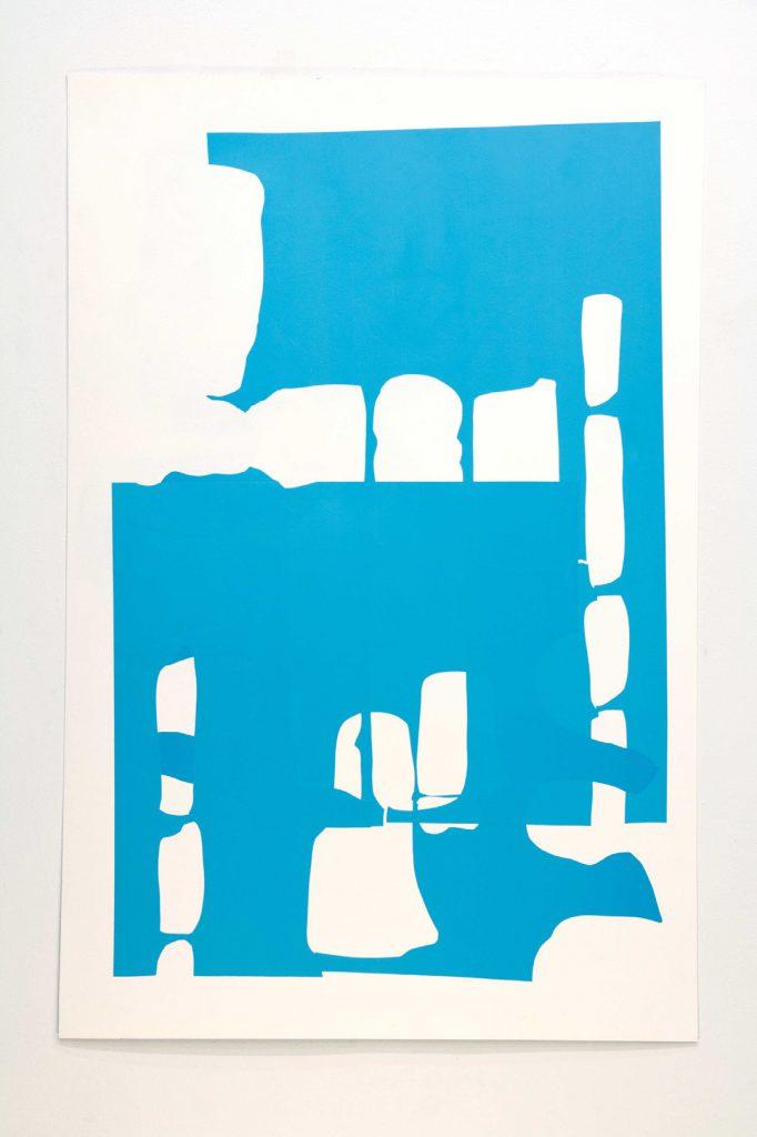 Untitled (light blue)