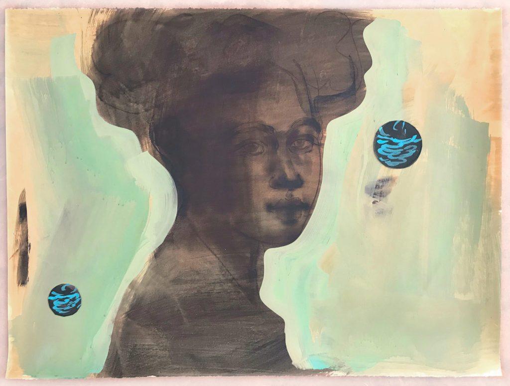 K28203 'Untitled Portraits IV'