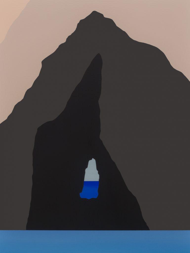 K28325 ' The Sea, Seen Through a Natural Arch'