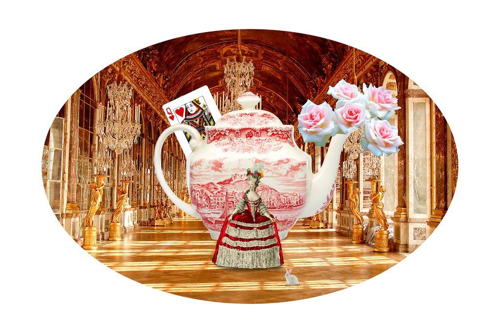 Paisajes de porcelana - Versailles